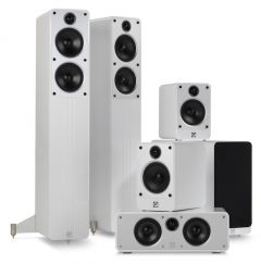 Q Acoustics Home Cinema Pack - Uw Hifi Choice - Soest - Nederland