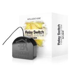 Fibaro Relay Switch 2x1,5K (FIBEFGS-222)