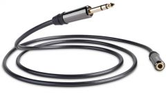QED Performance 6.35mm Headphone Extension - Uw Hifi Choice Soest